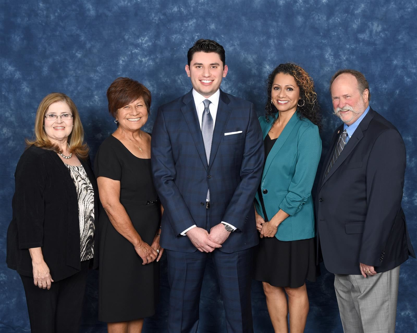 5 CGESD Governing Board Members