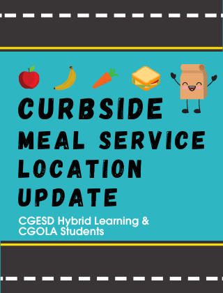 Curbside Meal Service Update